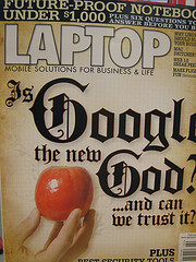News of the Google God @ Creative Commons
