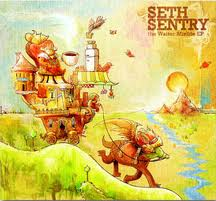 Seth Sentry, The Waiter Minute EP